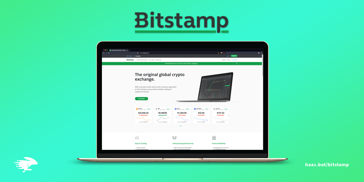 Bitstamp Review 2021 - Is Bitstamp Still Europe's Top Exchange?