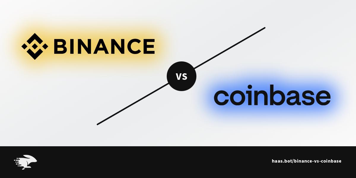 Binance VS Coinbase Crypto Exchange Comparison