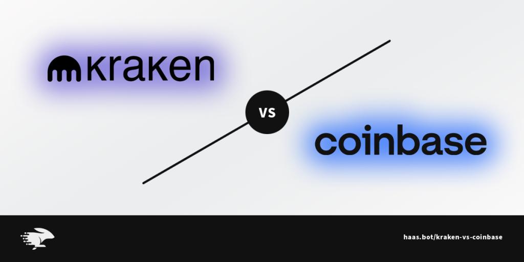 kraken vs coinbase comparison